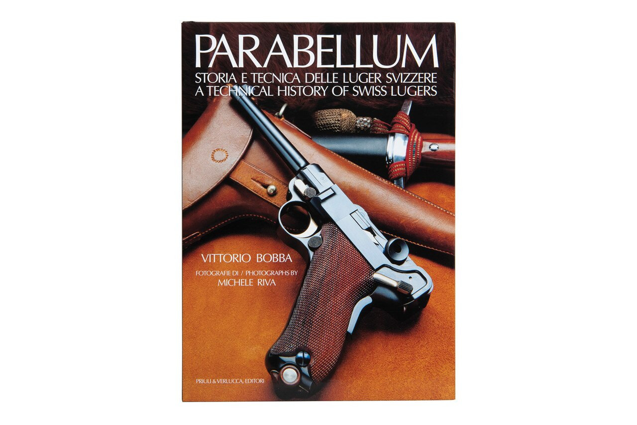 Parabellum book included with Luger