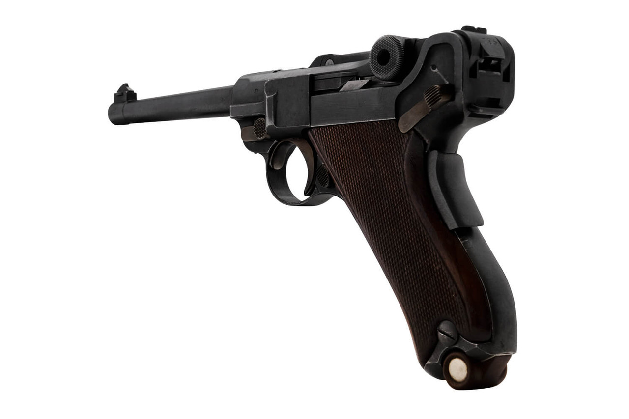 DWM Swiss 1900/06 Luger E Prefix w/ Book - sn E7xx