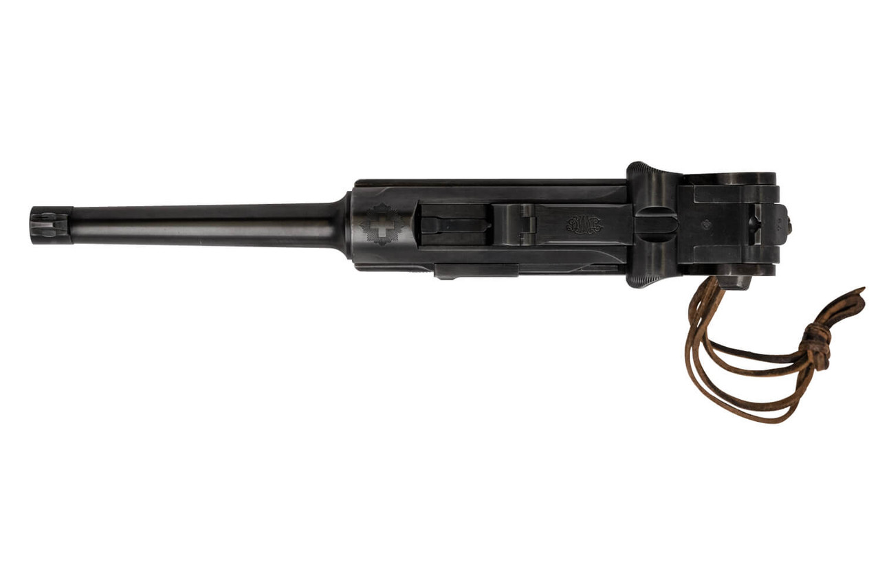 DWM Luger 1900 Swiss Military w/ Holster - sn 2xxx