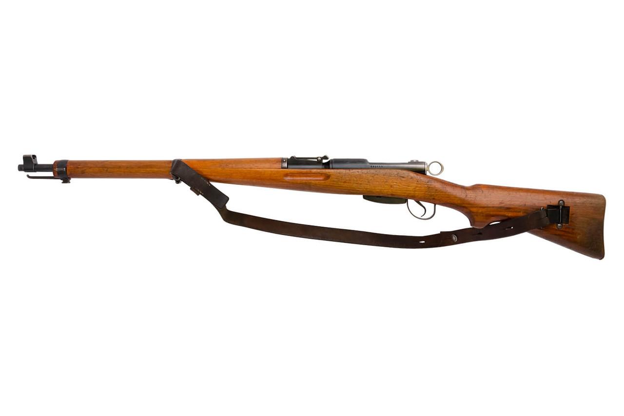 W+F Bern Swiss K31 w/ Matching Bayonet - sn 6821xx