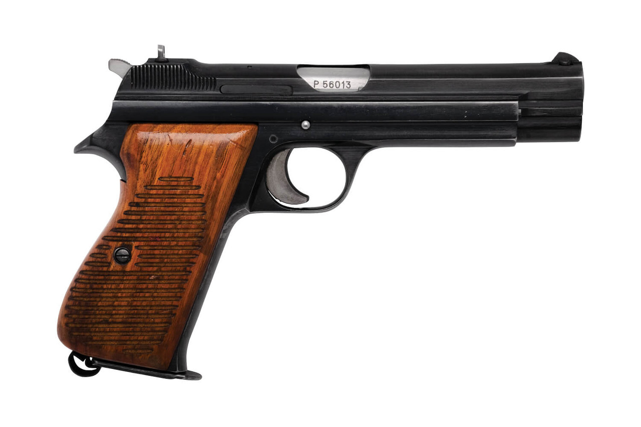 Swiss SIG P210 Private Series w/ Holster - sn P56xxx