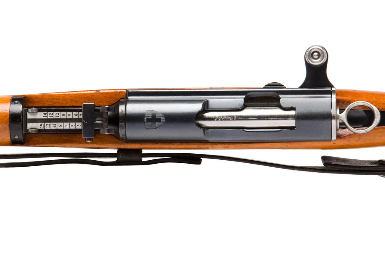 W+F Bern Swiss K31 - sn 995xxx