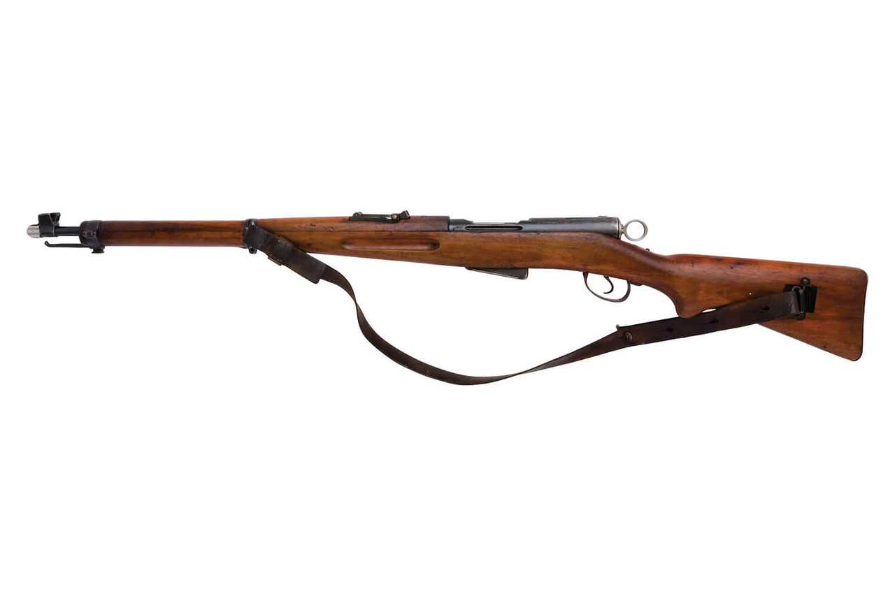 W+F Bern Swiss 00/11 Carbine - sn 27xxx