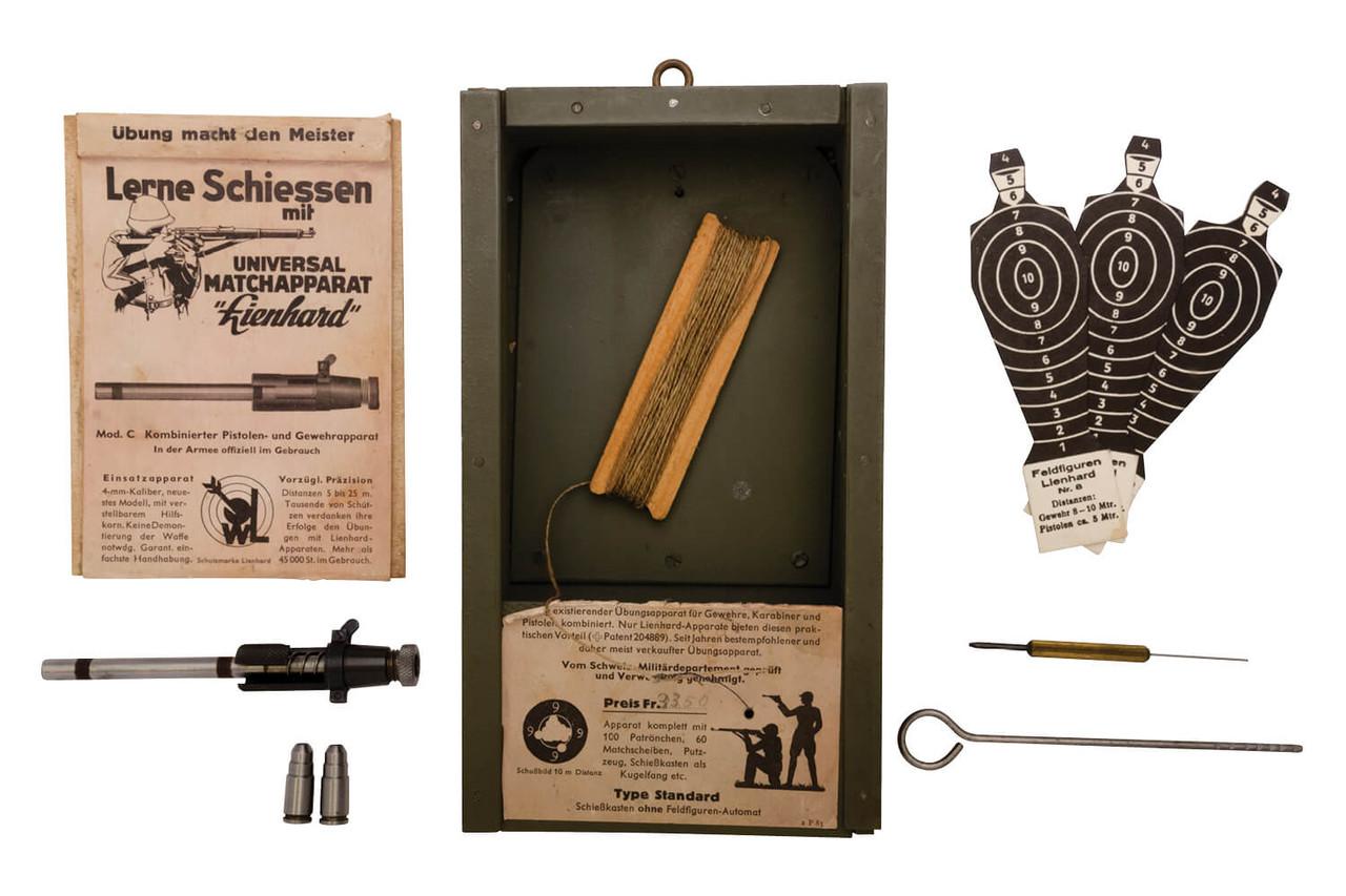 Lienhard Luger 4mm Conversion Kit