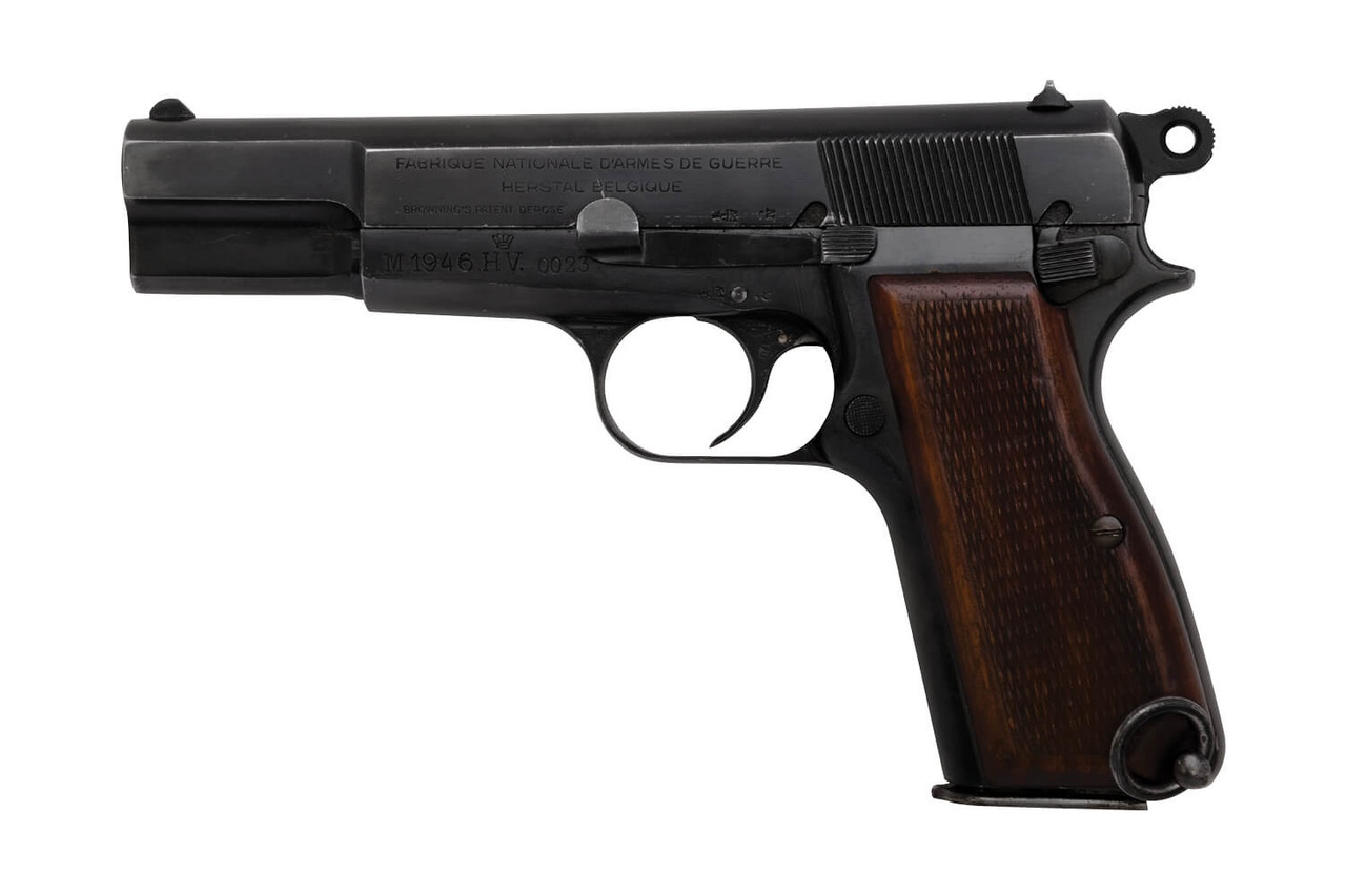 Fabrique Nationale M1946 Danish Contract - sn 0023