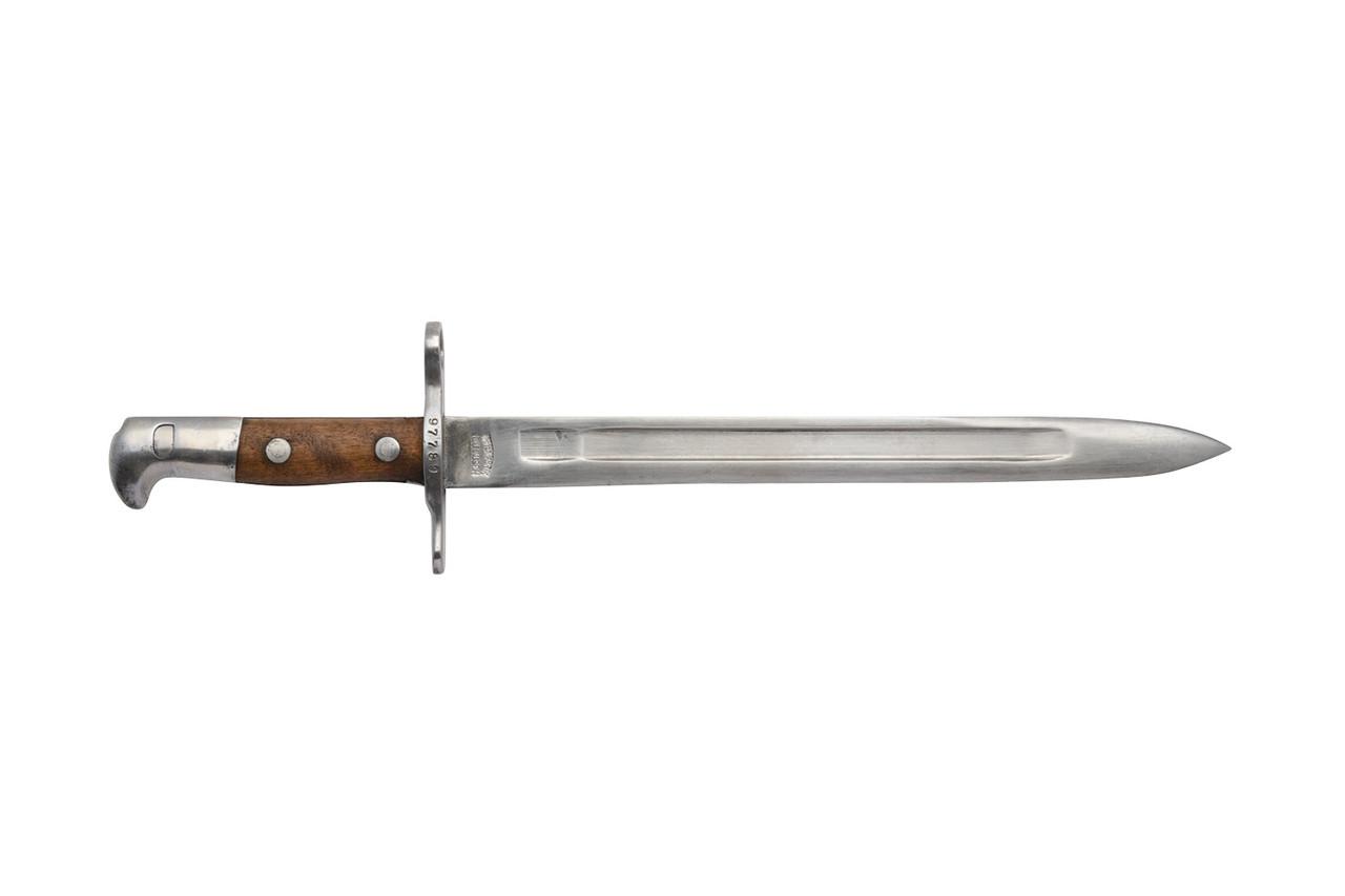 M1899 Bayonet - sn 97789