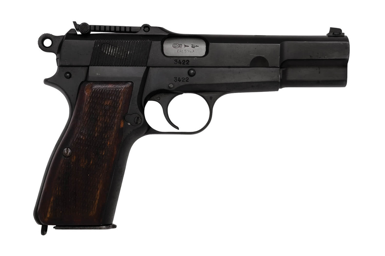FN Browning Hi Power - Lithuanian Contract - sn 3xxx