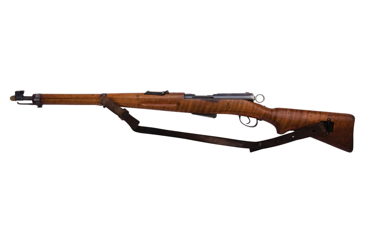 W+F Bern Swiss K11 w/ Bayonet - sn 124xx6