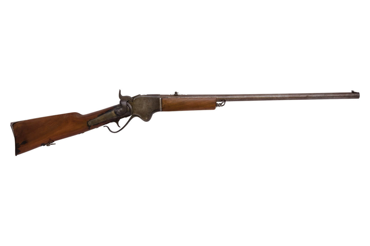 Spencer Repeating Sporting Rifle - sn 107xxx
