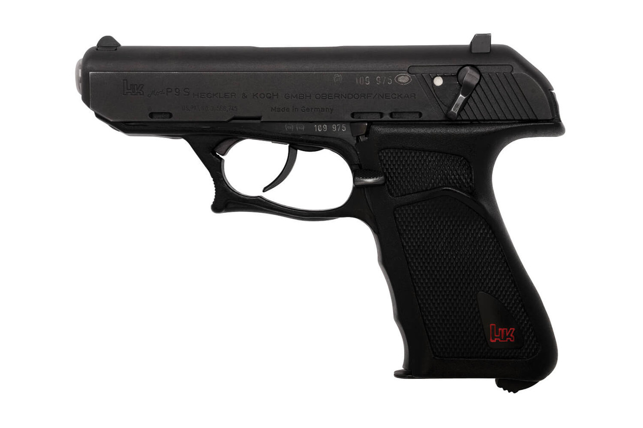 H&K P9S w/box and spare mags - sn 109xxx