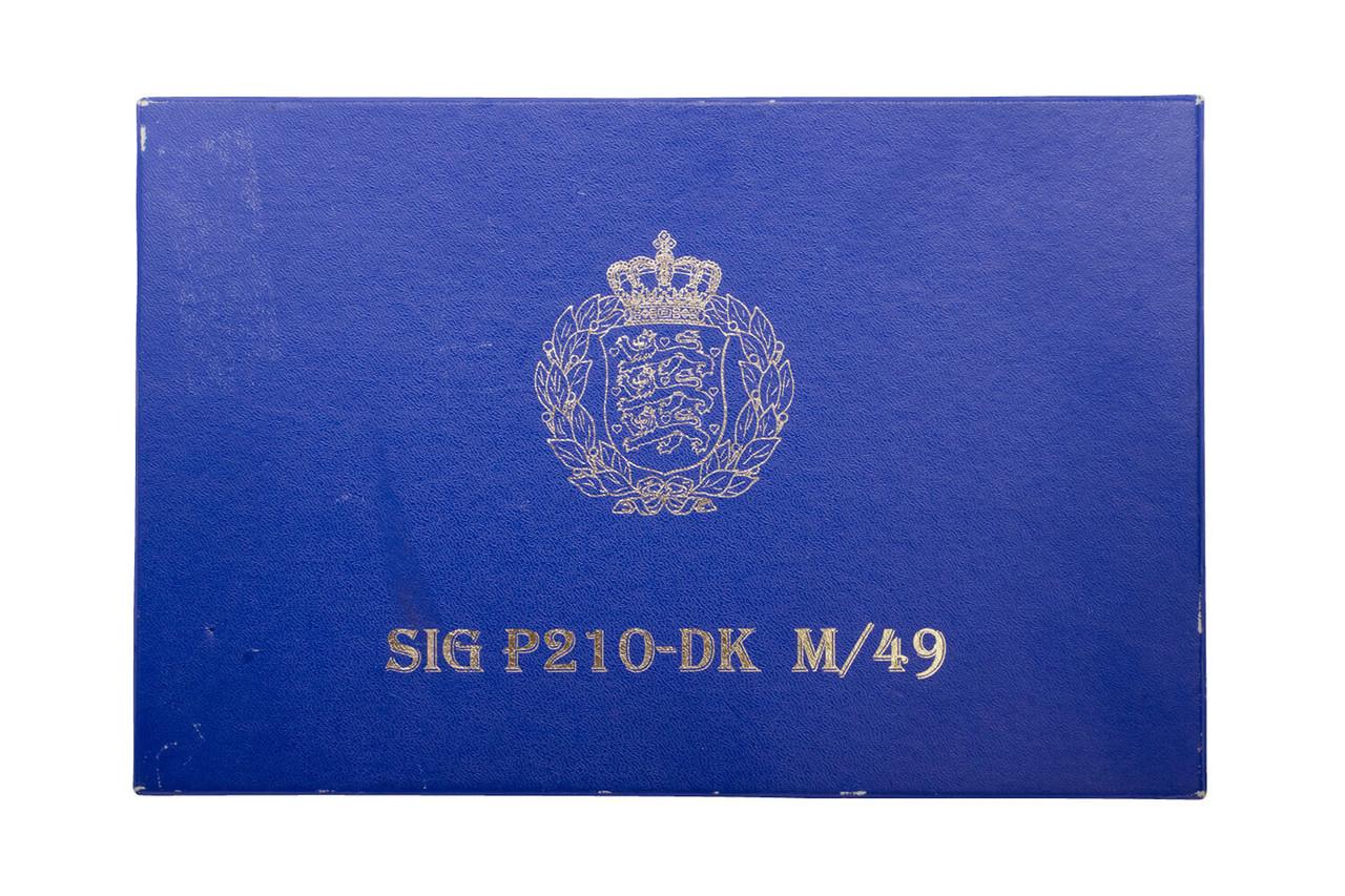 SIG Danish Military m/49 FKF - sn 20xxx