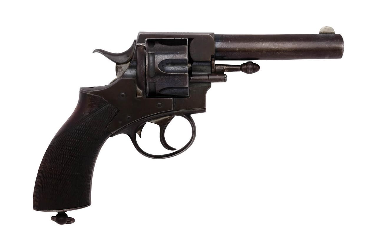 Webley No. 1 RIC Revolver - sn 69xxx