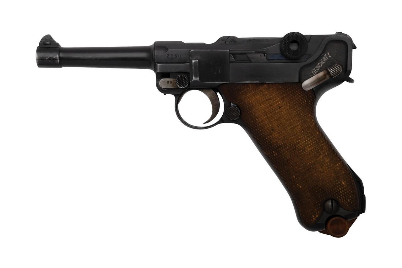 DWM Luger P08 - sn 2xxxA