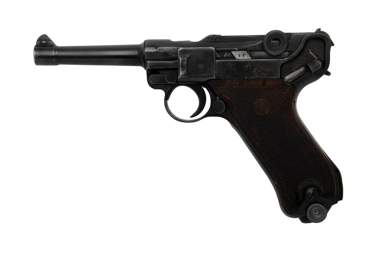 Mauser Luger P08 - sn 7xxxP