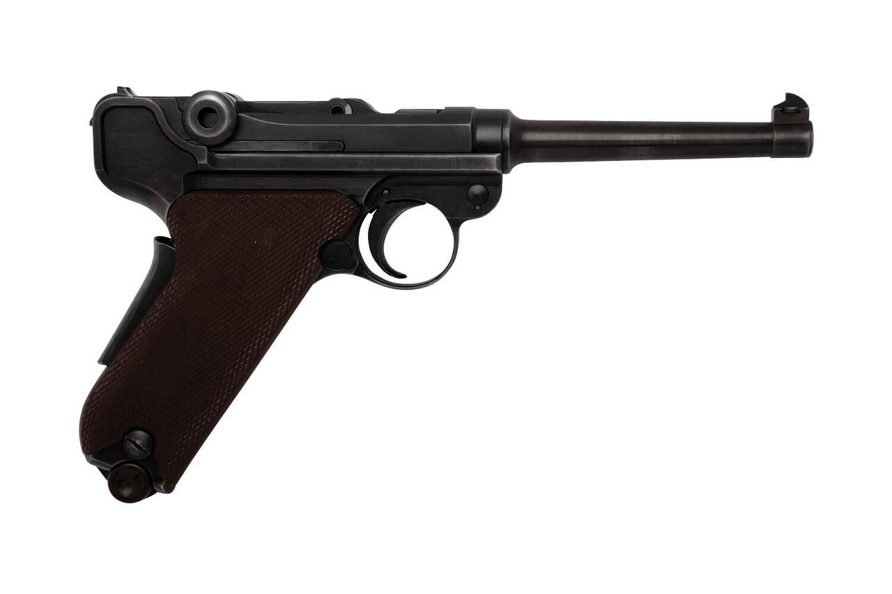 W+F Bern Swiss 06/29 Luger w/ Holster - sn 52xxx