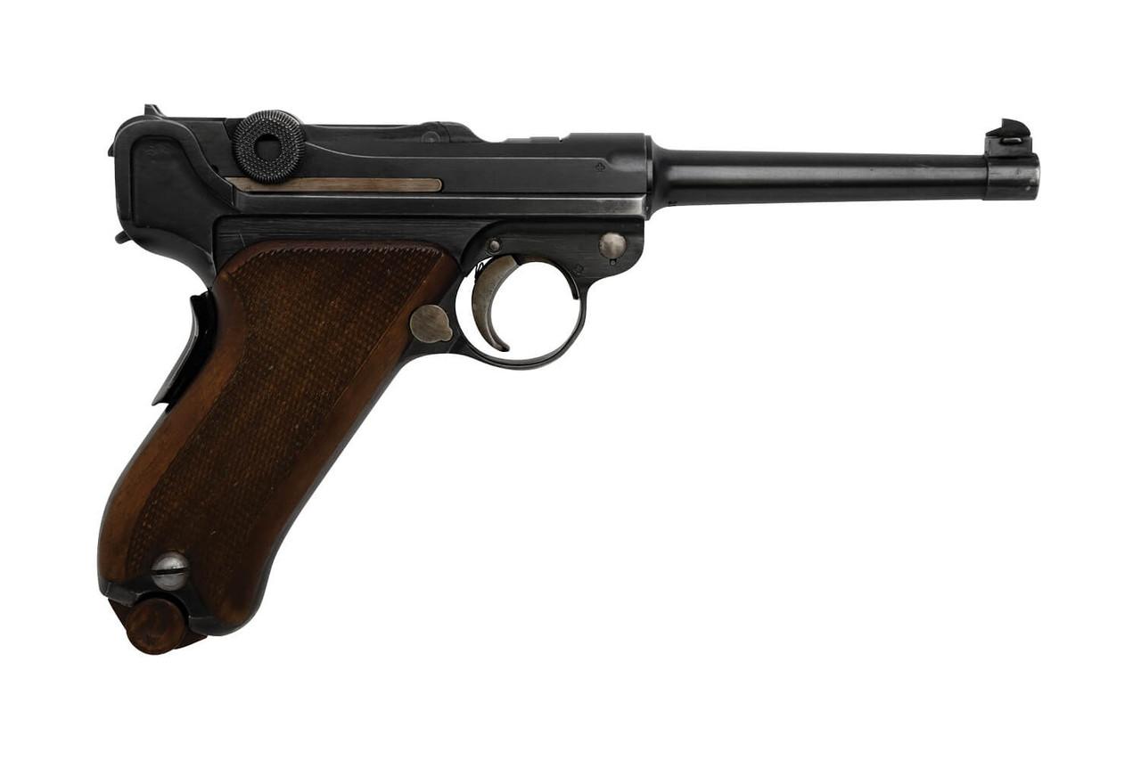 W+F Bern Swiss 06/24 Luger w/ Holster - sn 25xx8