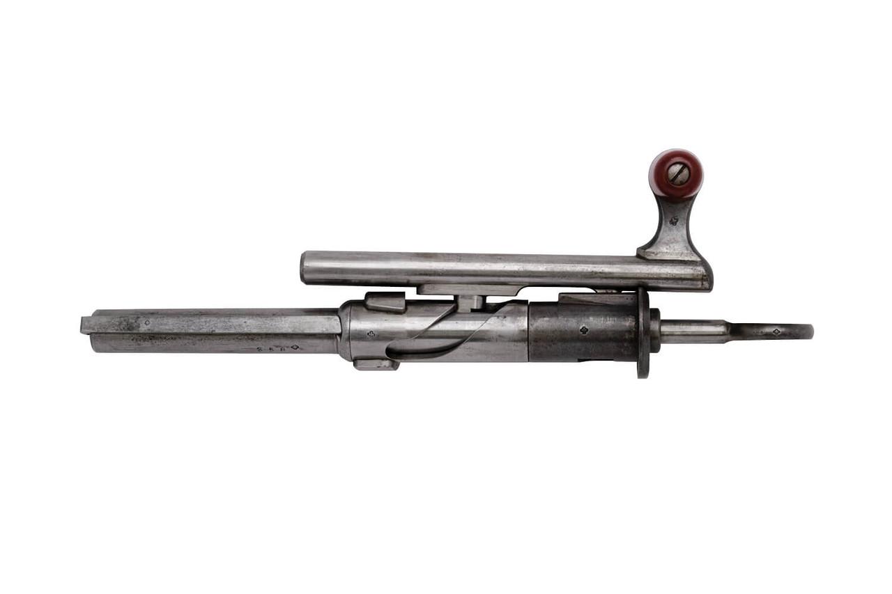 Rare Swiss 1889/96 Infantry Rifle - Private Series - sn P1xxx