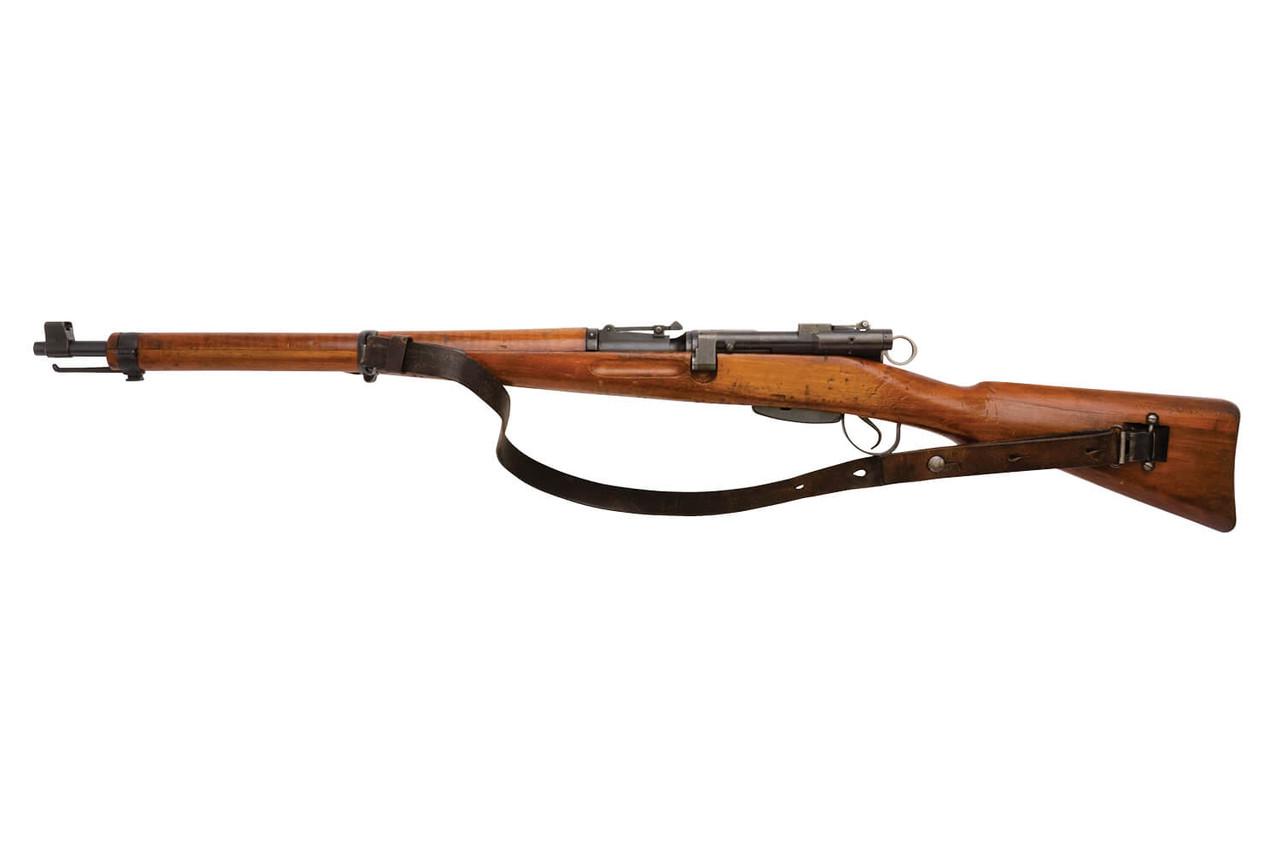 Swiss ZFK 31/42 Sniper Rifle - sn 450xx9