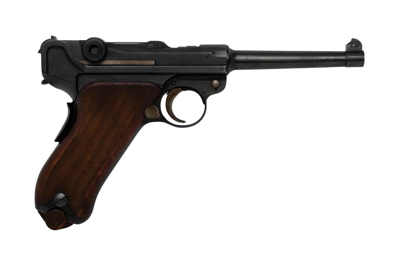 W+F Bern Swiss 06/24 Luger w/ Holster - sn 18xx4