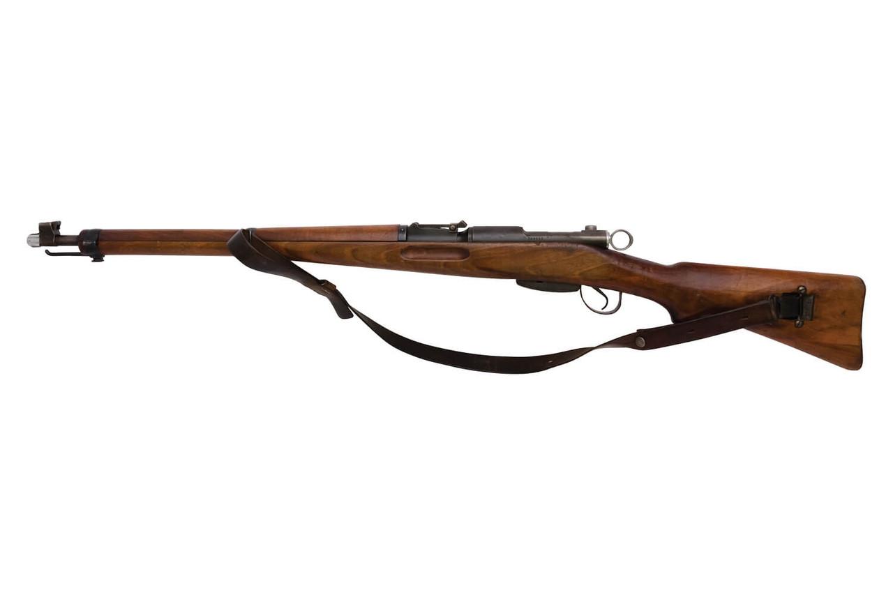W+F Bern Swiss K31 w/ Matching Bayonet - sn 709xxx