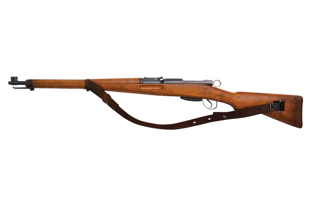 W+F Bern Swiss K31 w/ Matching Bayonet - sn 896xxx