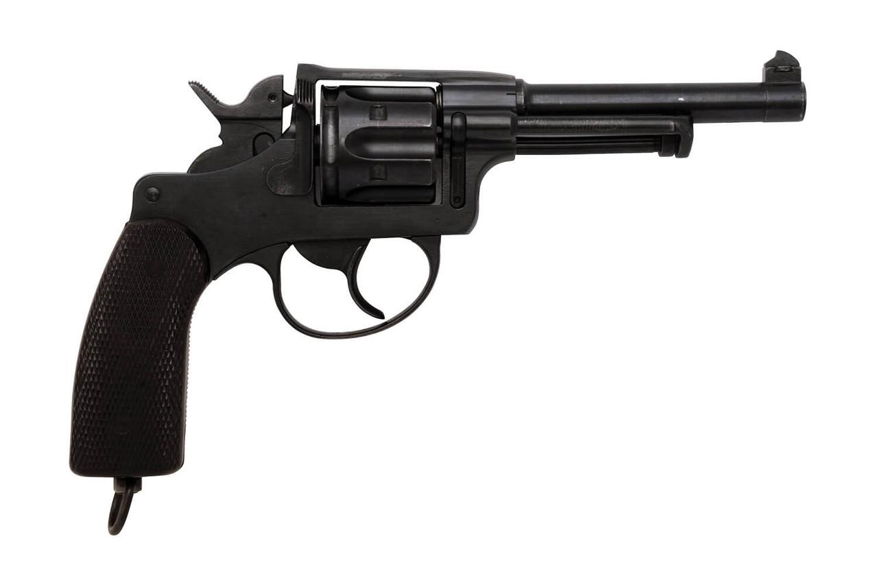 W+F Bern Swiss 1929 Revolver - sn 61xxx