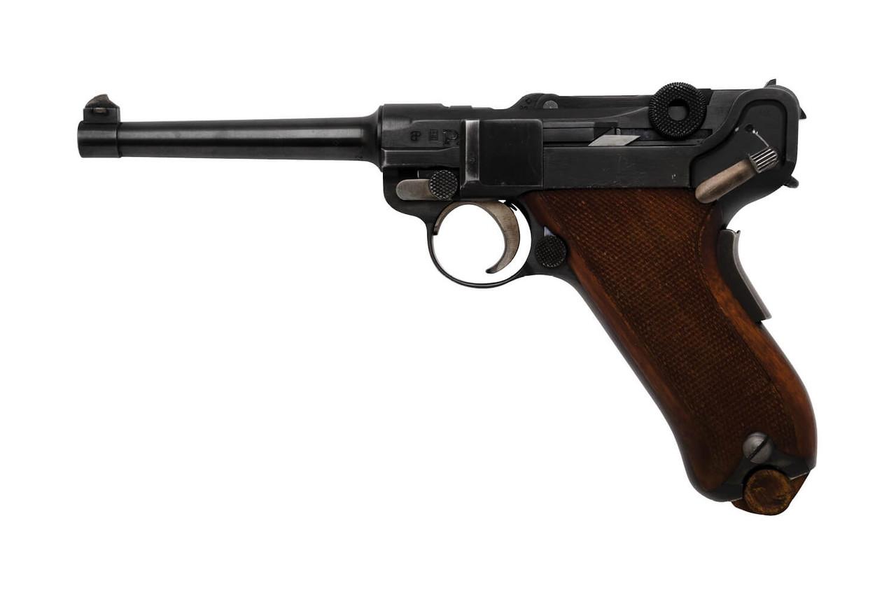 W+F Bern Swiss 06/24 Luger - sn 290xx