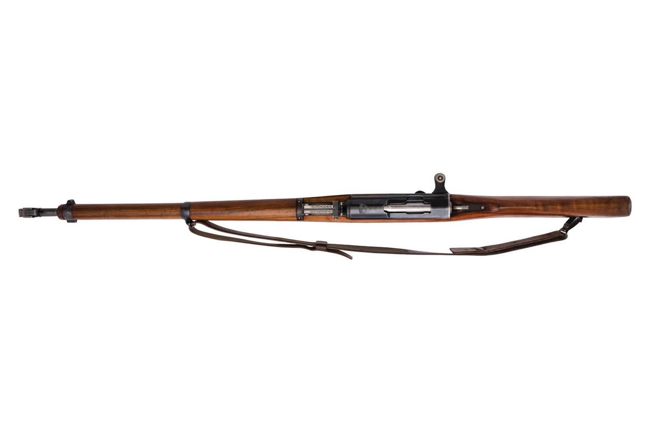 W+F Bern Swiss K31 w/ Matching Bayonet - sn 650xxx