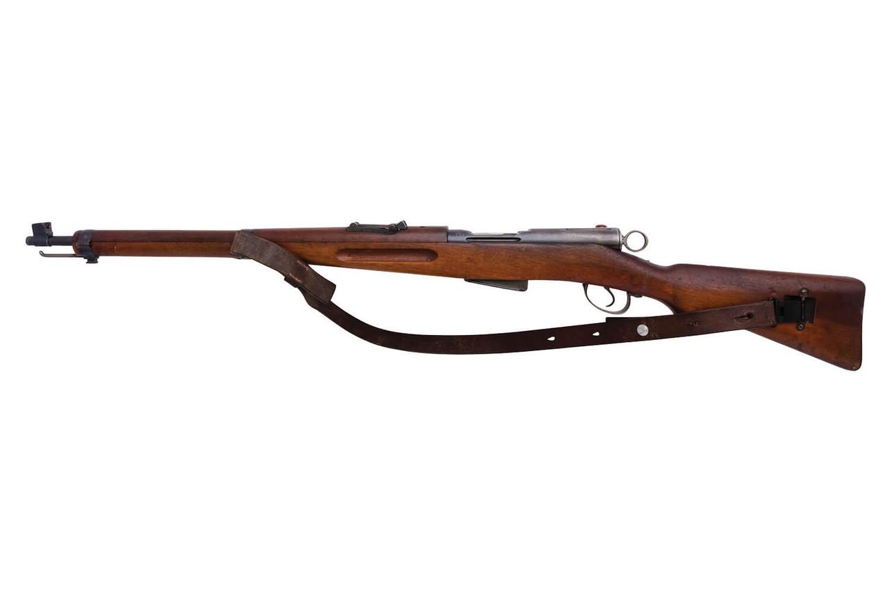 W+F Bern Swiss 00/11 Carbine - sn 16xxx