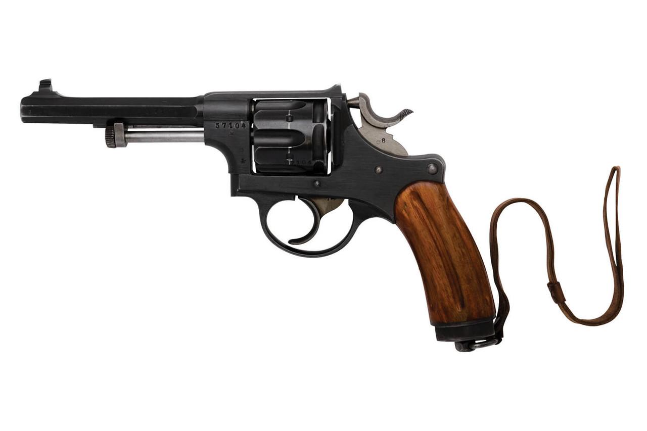 W+F Bern Swiss 1882 Revolver w/ Holster - sn 37xxx