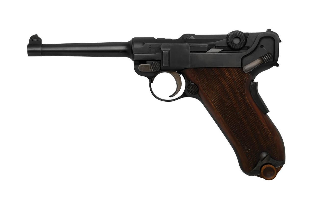 W+F Bern Swiss 06/24 Luger w/ Holster - sn 22xxx