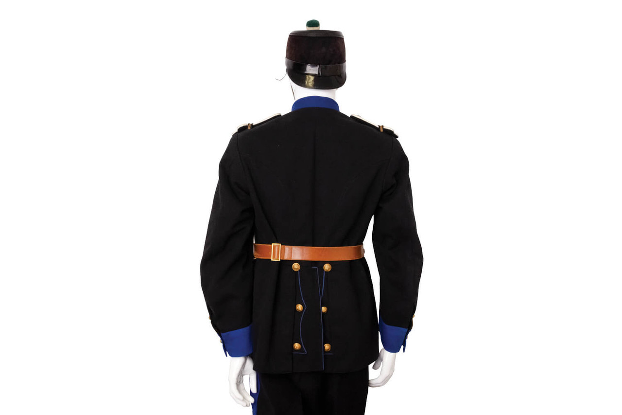 Swiss Police Uniform - Canton Vaud