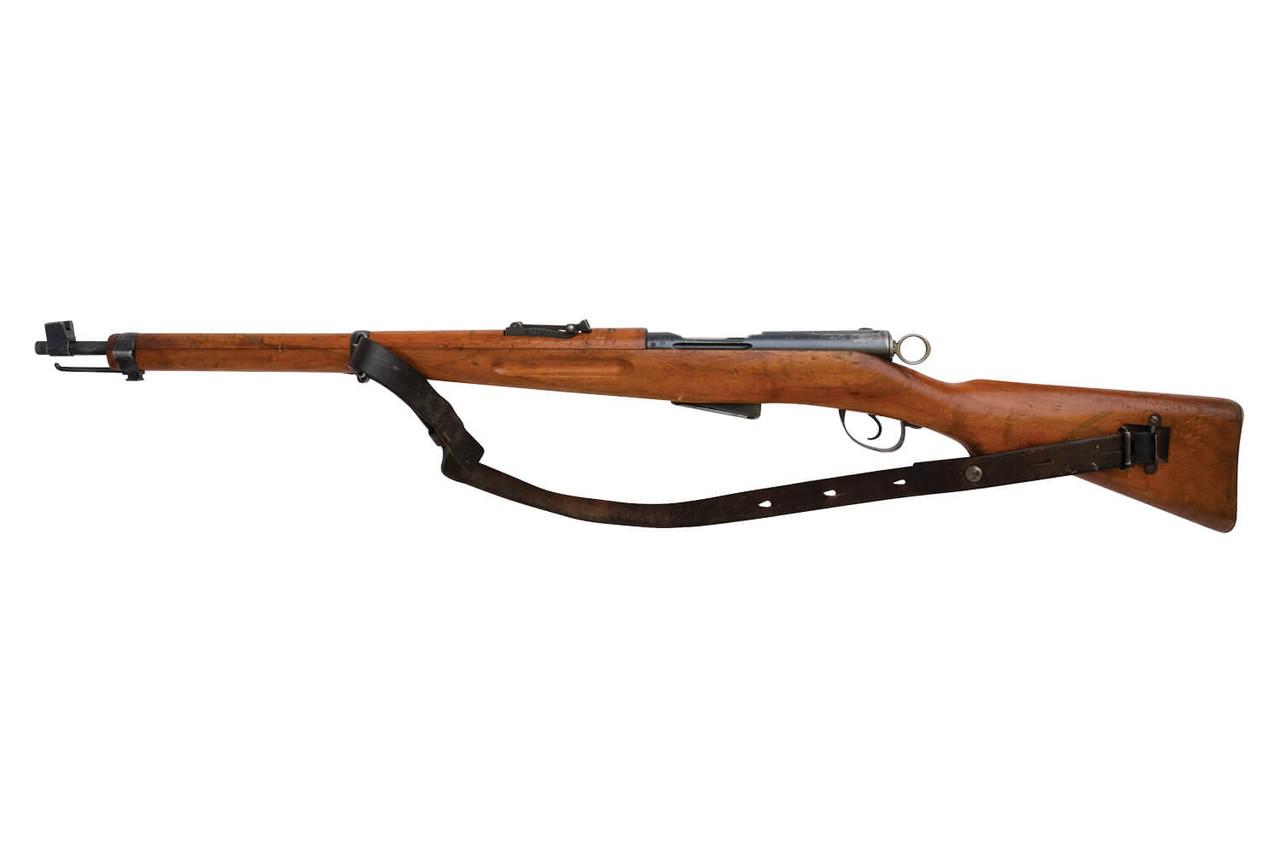 W+F Bern Swiss 00/11 Carbine - sn 12xxx