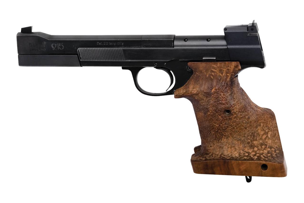 Hammerli 215 Target Pistol - Left Handed Grip - sn G64xxx