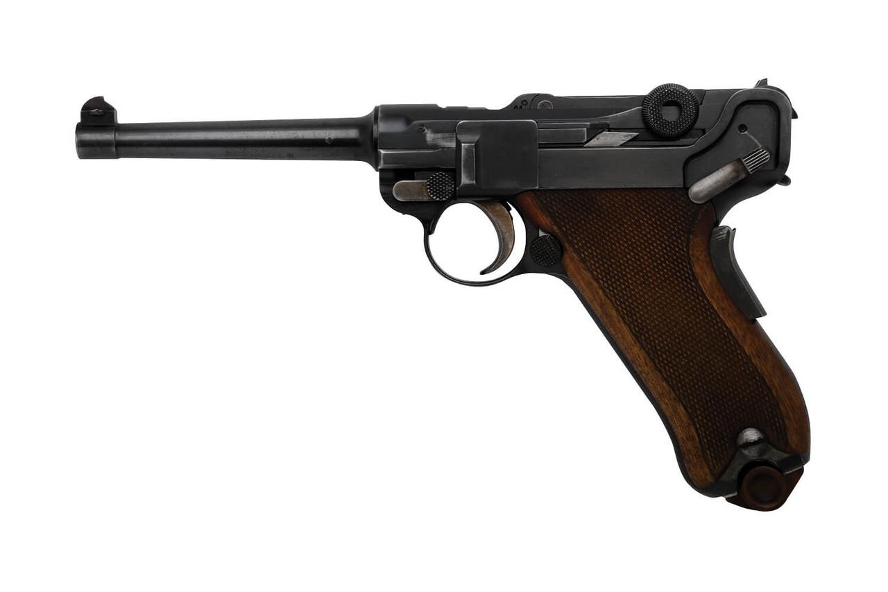 W+F Bern Swiss 06/24 Luger w/ Holster - sn 240xx