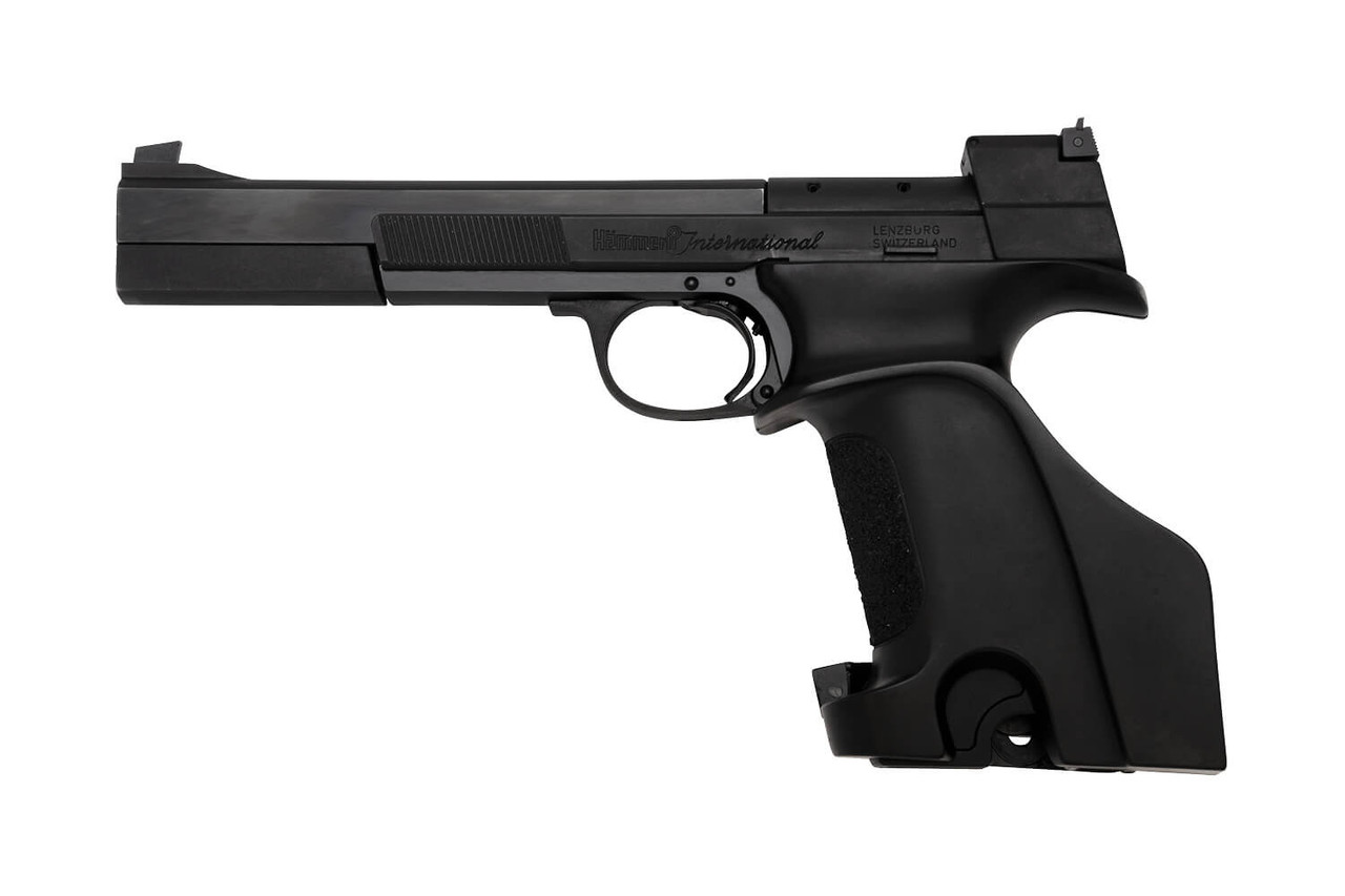 Hammerli International 208 Target Pistol - sn G41xxx