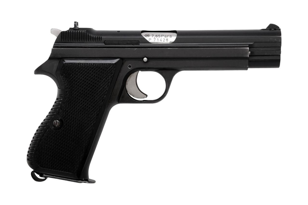 Swiss SIG P210-2 - sn P71xxx