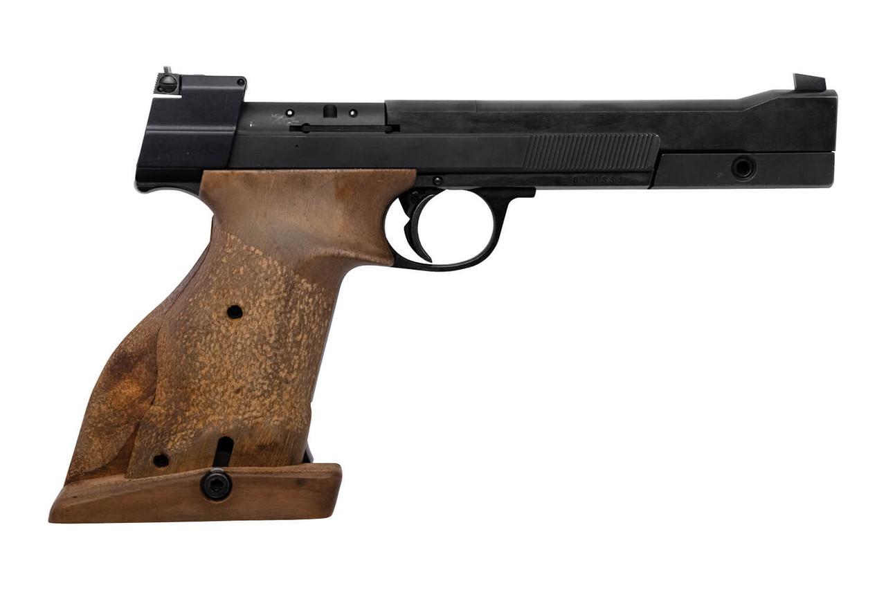 Hammerli 215 Target Pistol w/ Case & Spare Mag - sn G66xxx