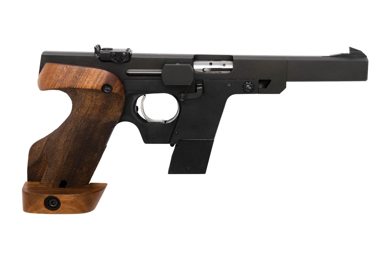 Walther GSP in .32S&W Long Wadcutter configuration.