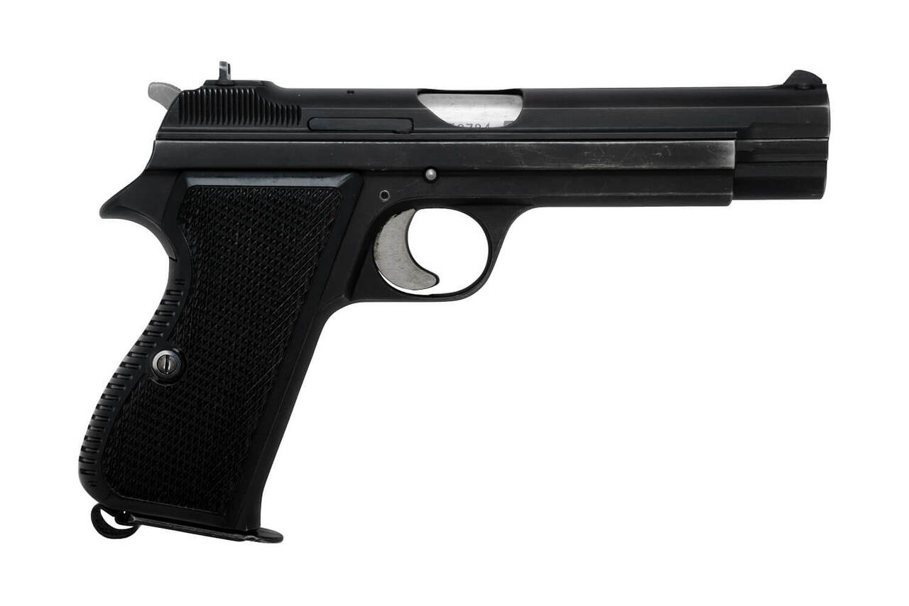 Swiss SIG P210-2 w/ Holster - Private Series - sn P52xxx