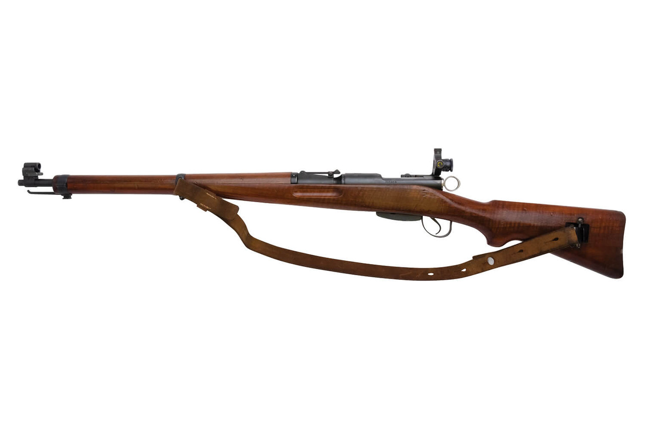 W+F Bern Swiss K31 w/ Diopter Sights - sn 701xxx