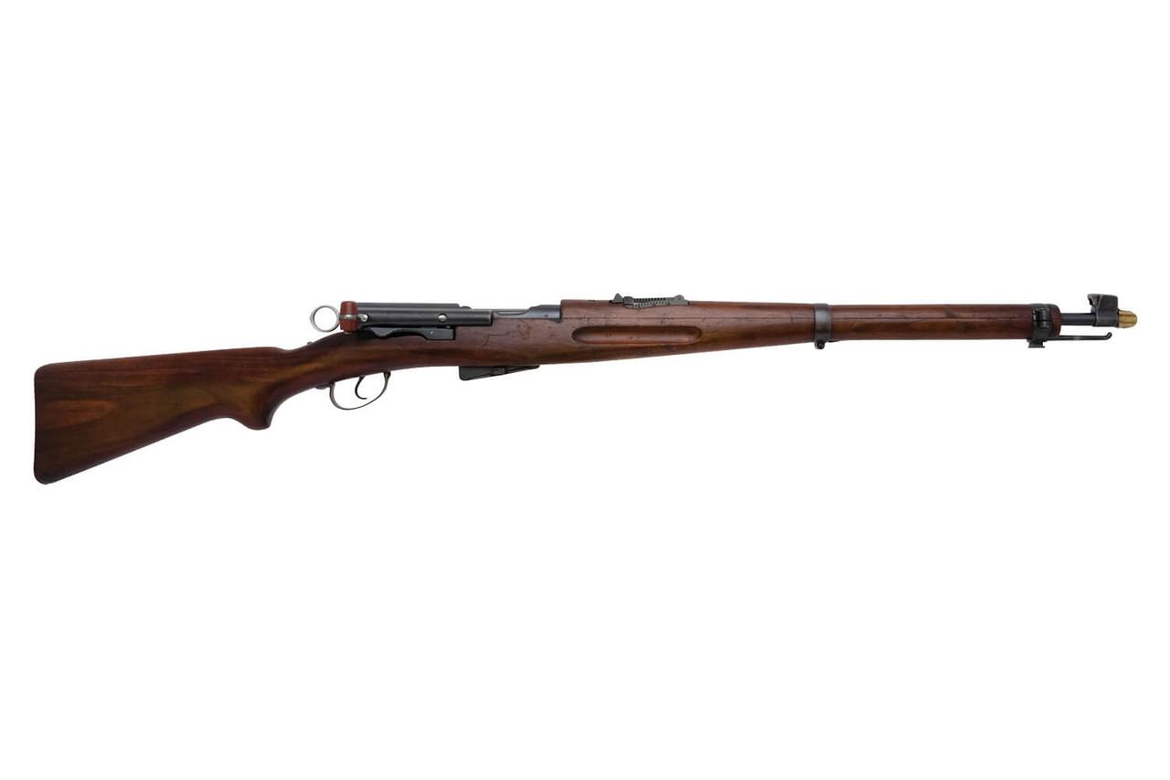 W+F Bern Swiss 00/11 Carbine - sn 34xx