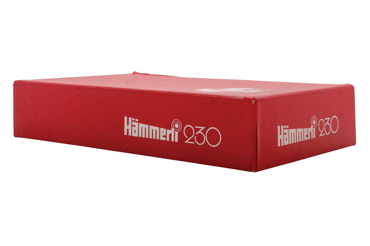 Hammerli 230 Target Pistol w/ Spare Mag - sn 23-xxxx