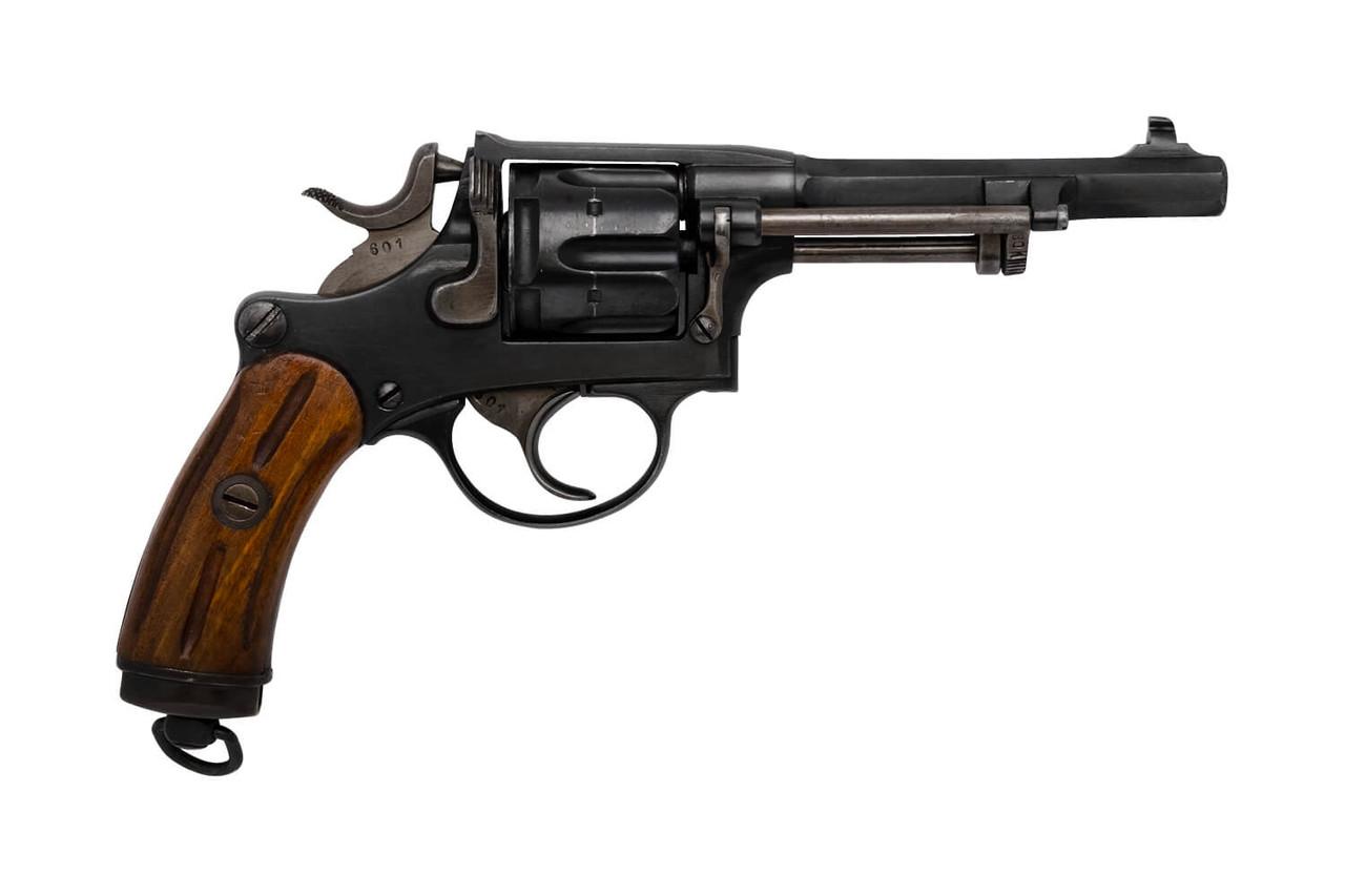 W+F Bern Swiss 1882 Revolver - sn 20xxx