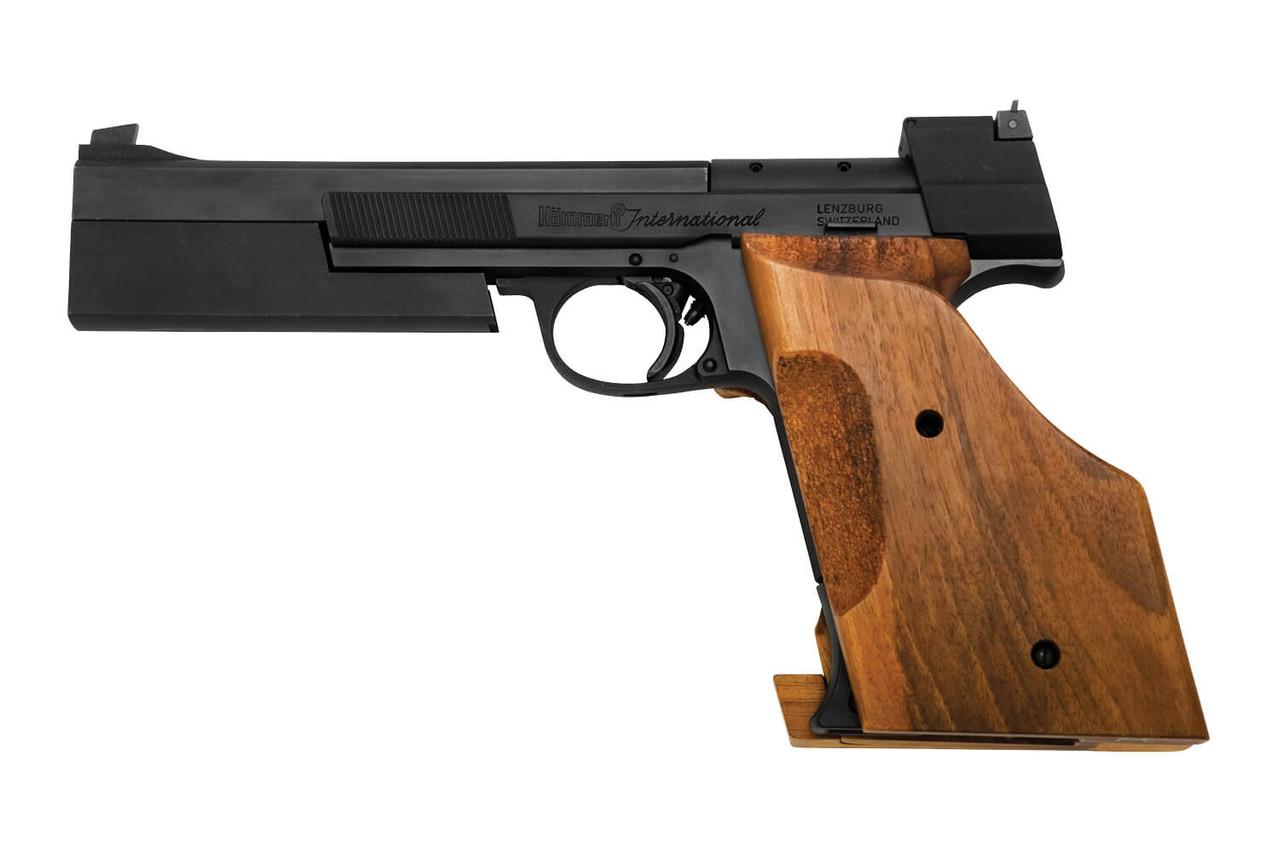 Hammerli International Target Pistol - sn 42xxx