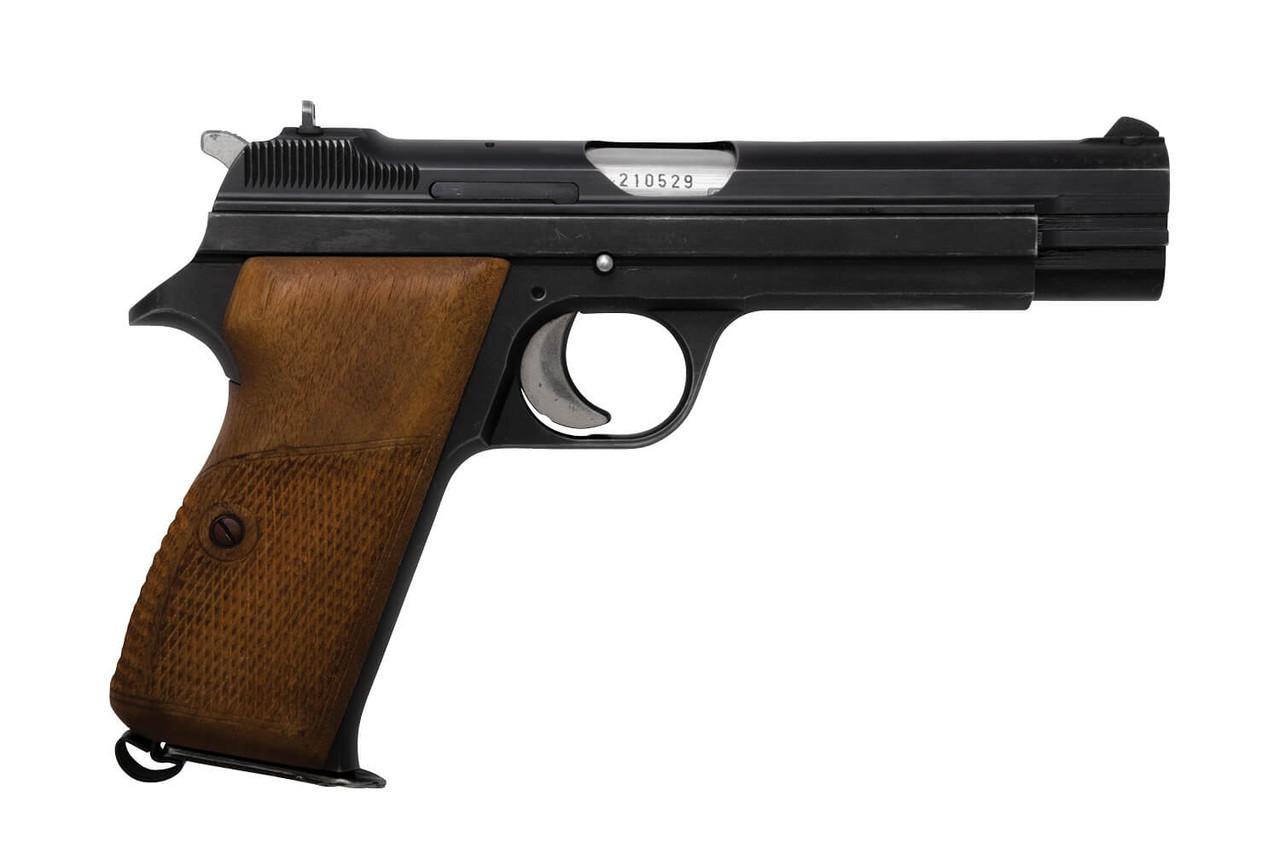 SIG Swiss Army P49 w/ Holster - sn A210xx9