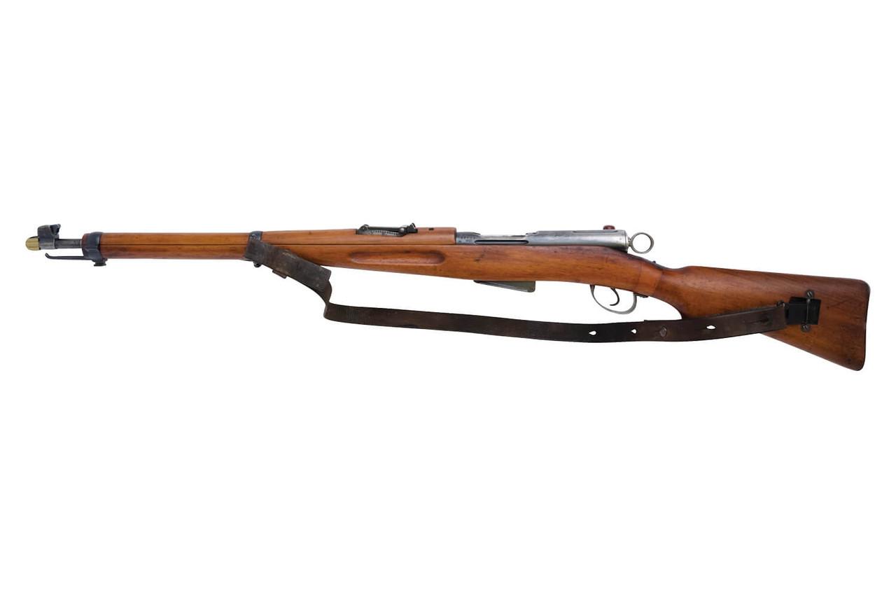 W+F Bern Swiss 00/11 Carbine - sn 17xxx