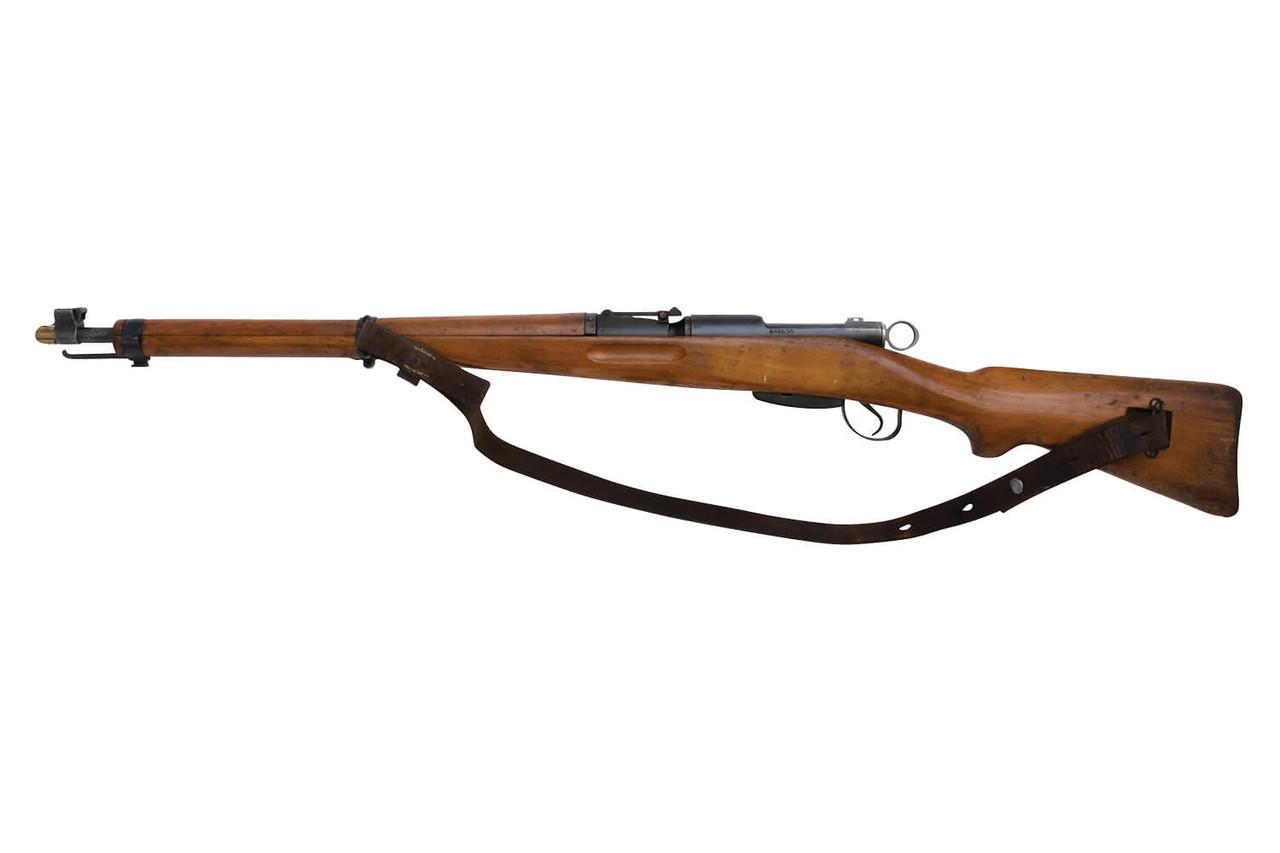 W+F Bern Swiss K31 w/ Matching Bayonet - sn 846xxx