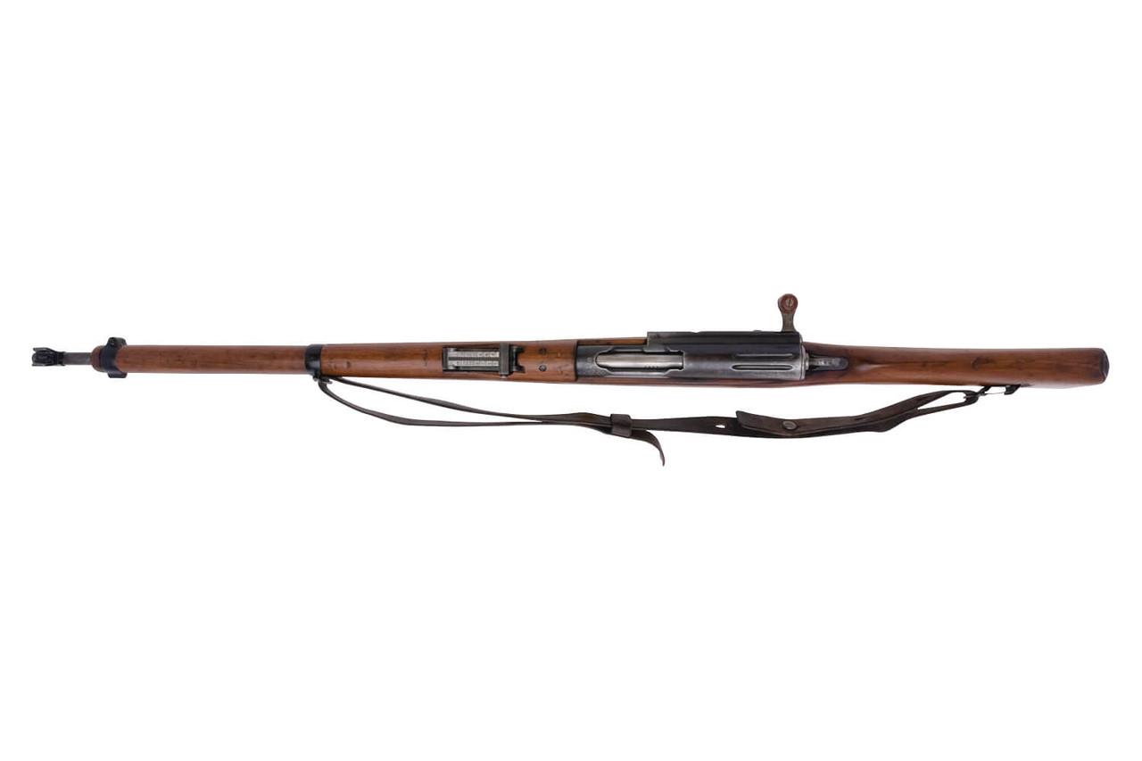 W+F Bern Swiss K11 w/ Matching Bayonet - sn 198xx5