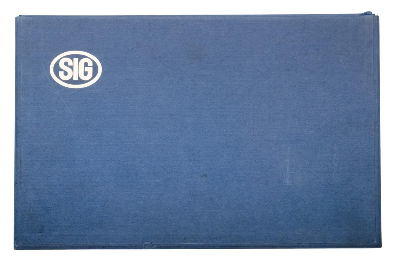 Swiss SIG P210-2 w/ Box - Private Series - sn P85xxx